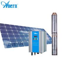high pressure dc submersible solar water pump