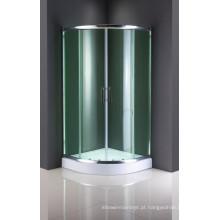 Porta popular do chuveiro do vidro do cerco popular do leste europeu