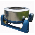 Large capacity centrifuge dewatering machine