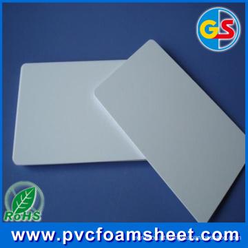 Folha de Celuka do PVC de 16mm para a construção de casa