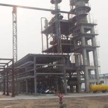 Umwandlung von Motorölabfällen in ein Dieselkraftwerk