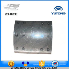 Hot sale Bus part 3552-00621 Rear brake lining for Yutong ZK6930H