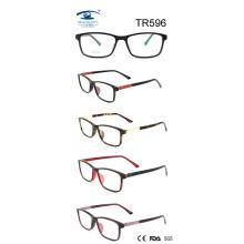 Tr90 Оптические очки очки очки (TR596)