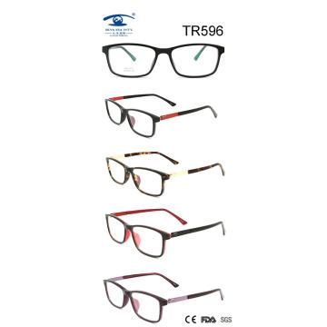 Tr90 Optische Brillen Eyewear Rahmen (TR596)
