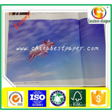 80GSM High Doubled Sided Printing Paper in A2/A1 Size