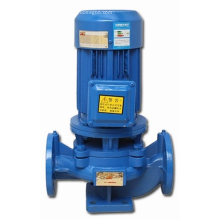 ISG vertical stainless steel turbine water centrifugal pump