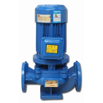 ISG high pressure hot cold water pump
