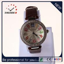 New Style Armbanduhr Quarzuhr Alloy Watch Lady Watch (DC-1789)
