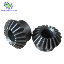 High quality high precision steel material bevel gear factory
