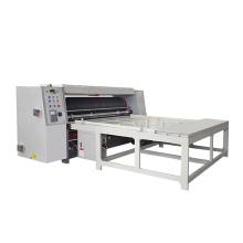 Bottom price semi automatic platform die cutting machine