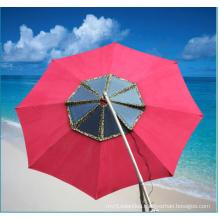 ECEEN Umbrella Solar Charger Bag 40W solar panel umbrella for hotel,outdoor