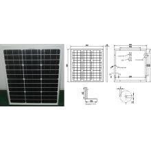 Модуль 18В 40Вт monocrystalline панель солнечных батарей PV с одобренный CE