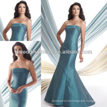 HM2018 2014 newest style A-line mother of the birde dress