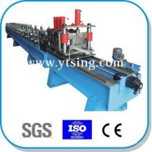Passado CE e ISO YTSING-YD-6630 PLC Bandeja de cabo de controle que faz a máquina