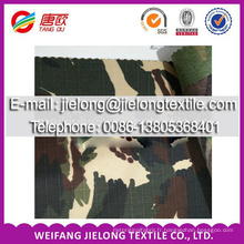 Stock de tissu de camouflage de T / C pour la vente chaude en Chine