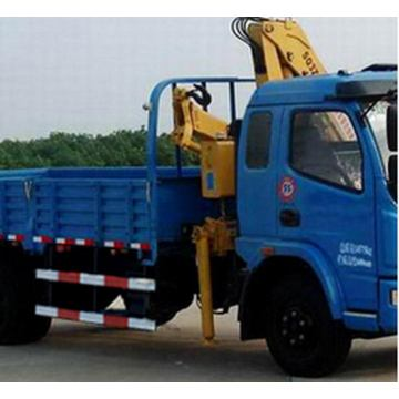 DONGFENG 4X2 Crane Truck Price Wholesale
