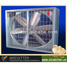 BIRDSITTER ventilation system for broiler and chicken