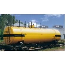 Vagão tanque de ácido e álcali personalizado g11