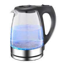 Bouilloire électrique en verre de 1,7 L Sb-Gk01