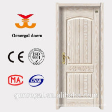 Size design modern room melamine wooden door