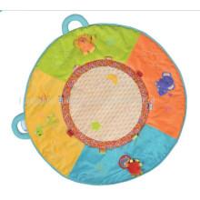 Фабричная поставка наполненного детского игрового коврика / детского тренажерного зала