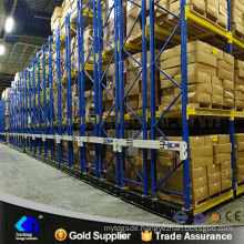 Jracking Industrial Shelving Warehouse Electric Mobile Shelving Rack