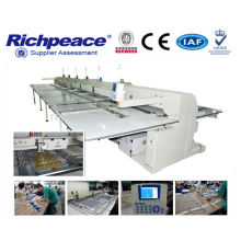 Richpeace máquina de coser automática ---- 6 cabezas de costura