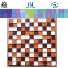 Glass Mosaic Wall Decoration/TV Wall/Bathroom/Floor/Glass Mosaic