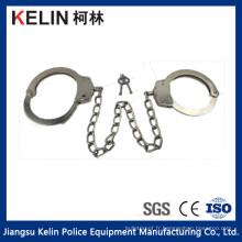 Legcuff de chaîne en acier inoxydable de bonne qualité pour la police et les militaires