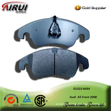 Semi-metallic car brake pad for Audi  A5 Front 2008
