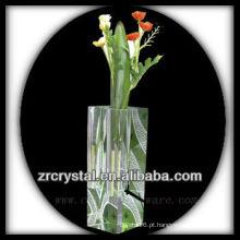 Vaso de cristal agradável L017