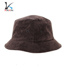 custom beach hat, blank corduroy bucket hat with your own logo