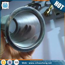 Food grade Organic Cold Brew Coffee/Juice/Yogurt/Nut Milk filter/filter tube