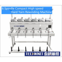 4 Heads Spindle Yarn Winding Machine
