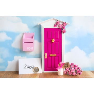 Dollhouse Miniature Fairy Door Kits