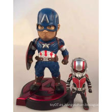 Mini figura de personalización de alta calidad muñeca niños juguetes de plástico
