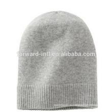 высокое качество вязаная шапка кашемир
