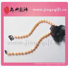 Fashion Summer Jewelry Natural Style Freshwater Pearl Jewelled Bra Straps