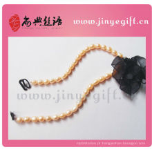 Moda Verão Jóias Natural Estilo Freshwater Pearl Jeweled Bra Straps