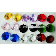 2015 Octagons de cristal colorido al por mayor