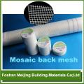 Maille collante de fibre de verre de l'Allemagne 2017 pour l'imperméabilisation faisant la maille mosaique