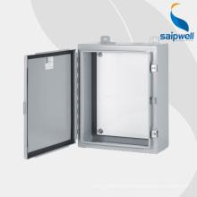 Saip / saipwell IP65 / IP66 Nema Boîte en métal étanche verrouillable