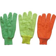 Hallo Viz fluoreszierende Baumwolle Arbeitshandschuh - 2105