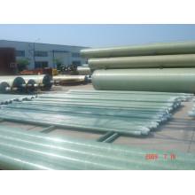 Tubo de fibra de vidrio