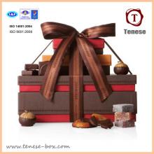 Подарочная коробка для упаковки шоколадных конфет New Design Colorful