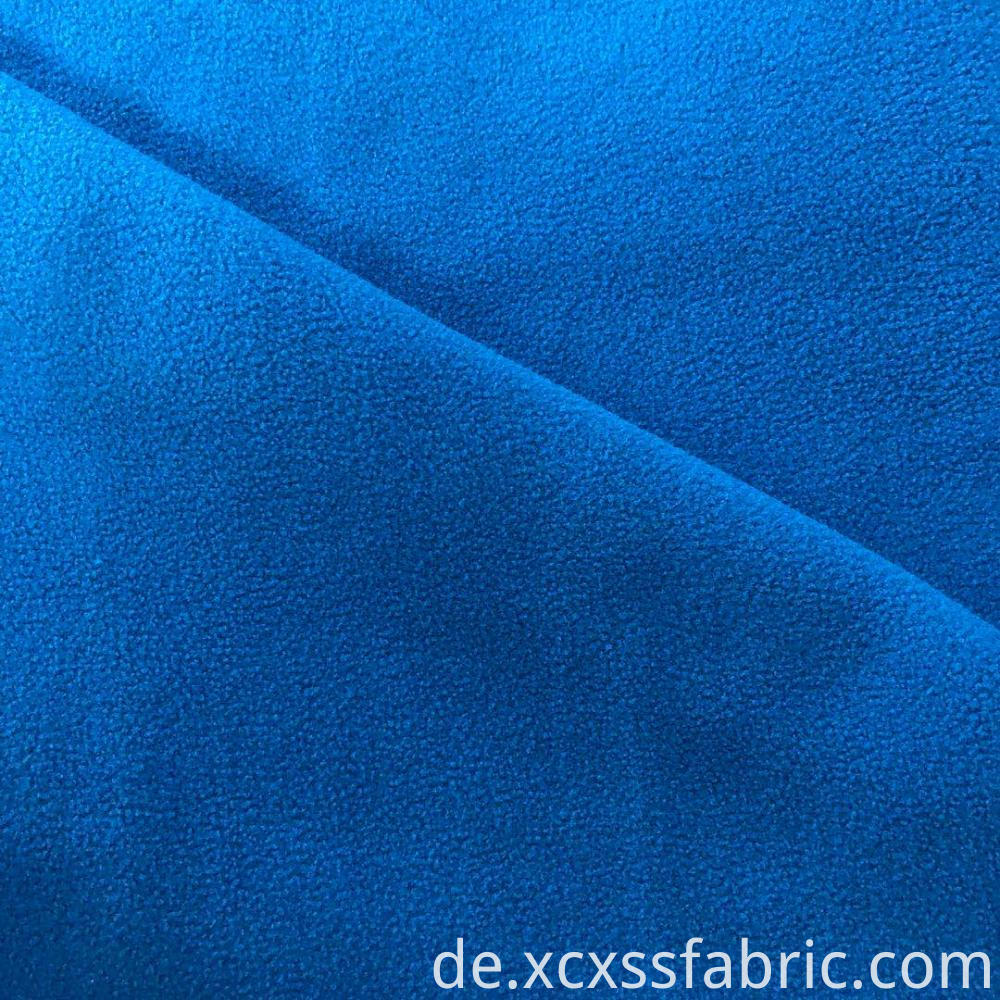 anti pilling bonded polar fleece fabric