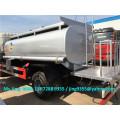 Низкая цена нового танкера-цистерны для бензовозов / легких бензовозов для грузовых автомобилей в Уругвае