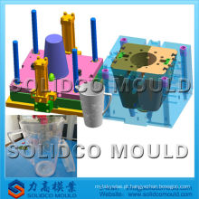 molde plástico do jarro da injeção / molde da caneca / molde do tampão