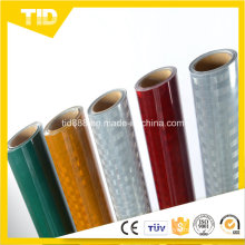 Metallized Reflective Sheeting Comply with Type V for Marking Plates