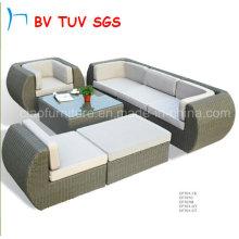 Угловой диван подгонял Открытый диван для продажи (CF701)